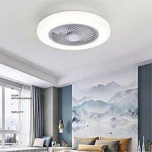 GAXQFEI Ventilateurs de Plafond Modernes À Led