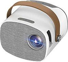 Gazaar Mini vidéoprojecteur portable (mise à