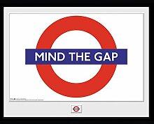 GB Eye Ltd Transport for London, Mind The Gap,