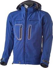 GC Bikewear Downtown, femmes veste textile - Bleu