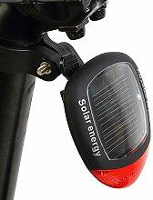 Gcroet USB vélo léger à vélo Lumières de