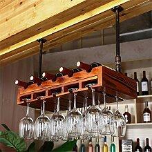 GDSKL Casier à vin mural pour bouteilles de vin