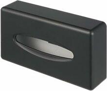 Geesa Hotel Porte-mouchoir papier 25.6x14cm noir