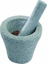 GEFU 89004 Pilon et mortier en Grani