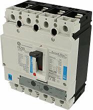 General Electric - Disjoncteur tétrapolaire 4P/4D