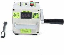 Générateur de courant à manivelle 220 V - Petit