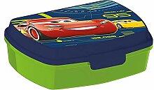 Générique - Boite a gouter Cars 3 - Recreation