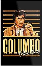 Générique Columbo Colombo Retro TV Design & Art