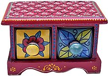 Générique Embossed Painting Handmade Wooden and