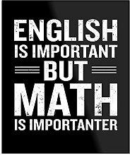 Générique English is Important But Math is