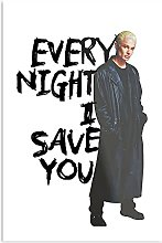 Générique Every Night I Save You Spike Buffy -