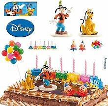 Générique - Kit de Decoration Pluto et Goofy