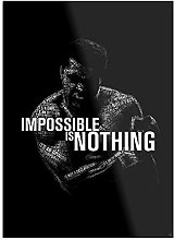 Générique Mohamed Ali Impossible is Nothing