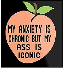 Générique My Anxiety is Chronic But My is Iconic