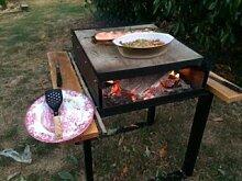 Générique PLANCHAS PIERRADE Barbecue