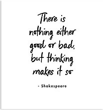 Générique Shakespeare There is Nothing Either