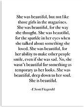 Générique She Was Beautiful But Not Like Those