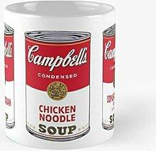 Générique Soup Campbell Artist Warhol Pop Art
