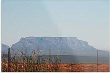 Générique Table Mountain - Affiche Tendance pour