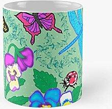 Générique The Ladybird Beetle Flowers Magic Lady
