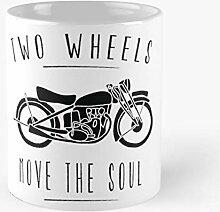 Générique The Two Move Soul Quote Cycle Art Bike