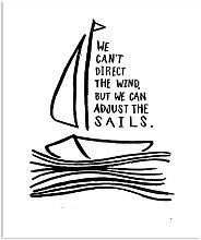 Générique We Can't Direct The Wind But We