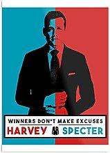 Générique Winners Don't Make Excuses Harvey