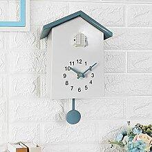 Gerenic Horloge à Coucou,Voix d'oiseaux