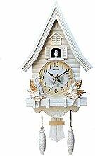Gerenic Mini Petite Horloge à Coucou