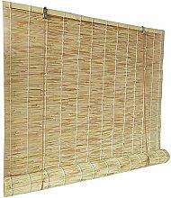 GEREP Store Enrouleur en Bambou Naturel avec