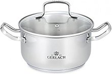 Gerlach G04-0332M-GAP6-01PU-S1S1-01 Marmite avec
