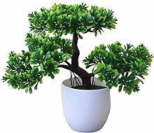 Gespout Plante en Pot Plante Artificielle