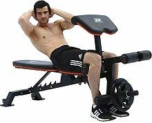 GFF Banc de Musculation Pliant bancs d'abdomen