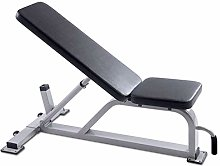 GFF Banc de Musculation Pliant haltère