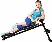 GFF Banc de Musculation Pliant Sit-up Board