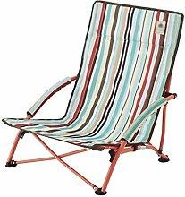 GFF Chaise de Jardin Portable. Chaise Pliante
