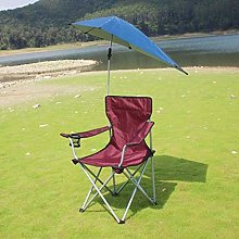 GFF Chaise de Plage, Parasol Couleur étanche