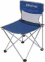 GFF Chaise du Directeur, chaises de Camping