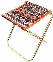 GFF Chaise Pliante en Aluminium léger Chaise de