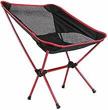 GFF Chaise Pliante multifonctionnelle en Plein air
