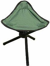 GFF Portable Chaise Pliante extérieure Tabouret