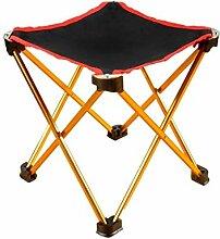 GFF Tabouret de Camping Pliant, Chaise Portable