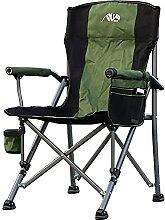 GGCG Chaise de Camping, Chaise Pliante en Plein