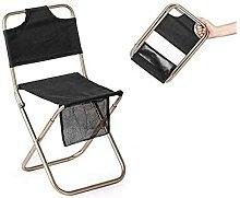 GGCG Chaise de Camping Pliante Portable avec