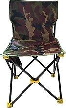 GGCG Chaise de pêche en Plein air Pliante