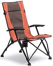 GGCG Chaise Longue Chaise de Camping