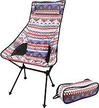 GGCG Chaise Pliante Portable de Plein air Chaise