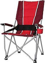 GGCG Chaise Portable Pliante Chaise de Camping