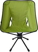 GGCG Chaises Pliantes, Chaise pivotante Pliante à
