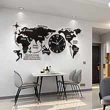 GGMWDSN Horloge Murale Design Moderne, Horloge